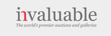 invaluable auction logo