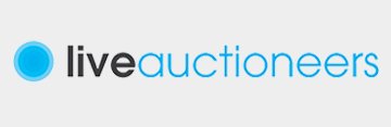 live auctioneers auction logo