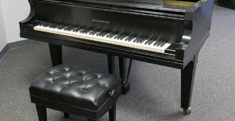 LOT 188 - Baldwin SD 10 Concert Grand Piano 9