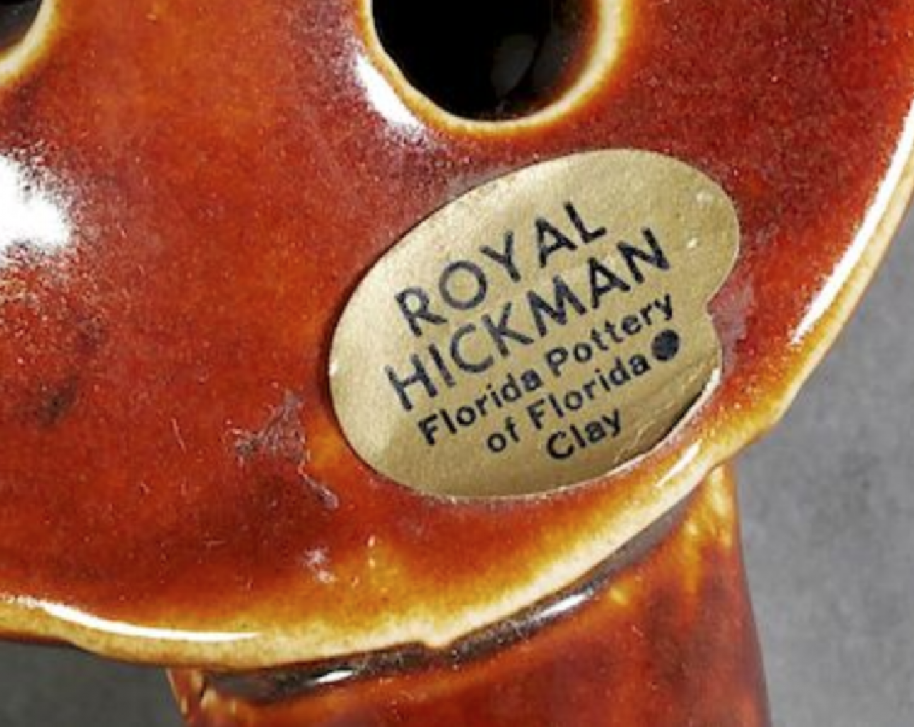 Royal Hickman Pottery Shines